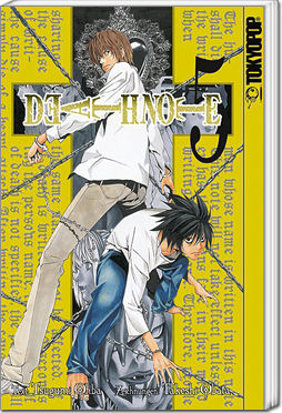 Death Note, Band 05