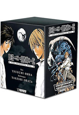 Death Note - Complete Box (Band 01-13)