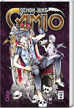 Demon King Camio, Band 1