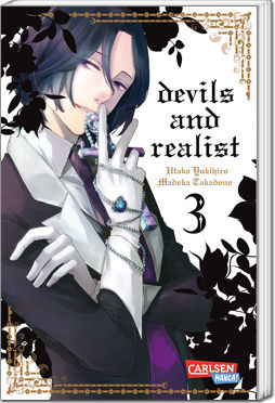 Devils and Realist, Band 03