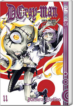 D.Gray-man, Band 11