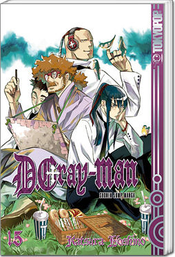 D.Gray-man, Band 15