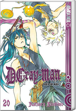 D.Gray-man, Band 20
