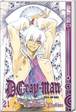 D.Gray-man, Band 21