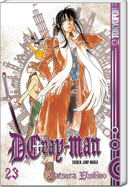 D.Gray-man, Band 23