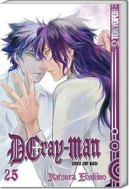 D.Gray-man, Band 25