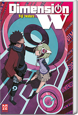 Dimension W, Band 09