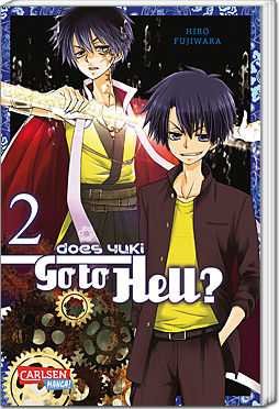 Does Yuki Go to Hell, Band 02