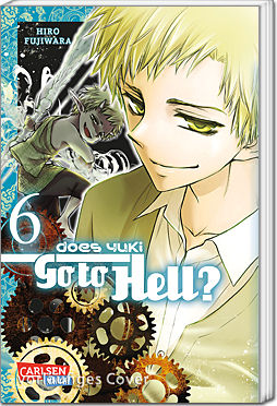 Does Yuki Go to Hell, Band 06