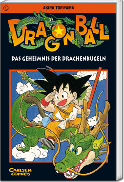 Dragonball, Band 01