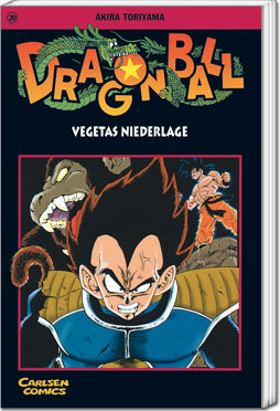 Dragonball, Band 20