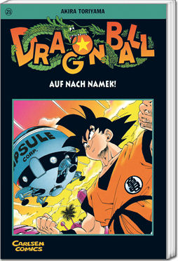 Dragonball, Band 21