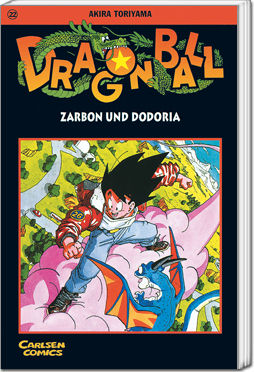 Dragonball, Band 22