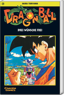Dragonball, Band 25