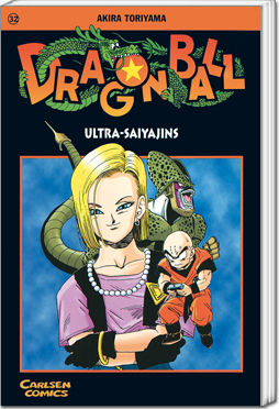 Dragonball, Band 32