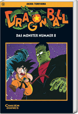 Dragonball, Band 06