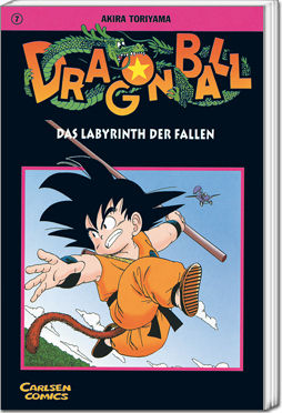 Dragonball, Band 07