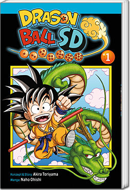 Dragonball SD, Band 01
