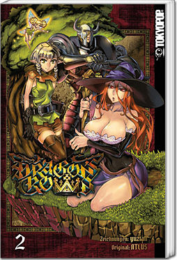 Dragon's Crown, Band 2