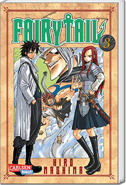 Fairy Tail, Band 03