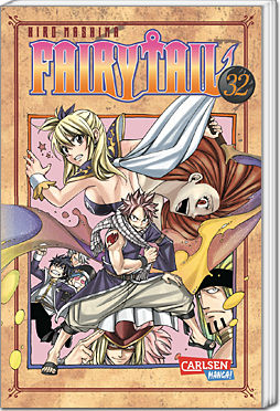 Fairy Tail, Band 32