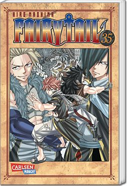 Fairy Tail, Band 35