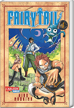 Fairy Tail, Band 04