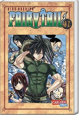 Fairy Tail, Band 41
