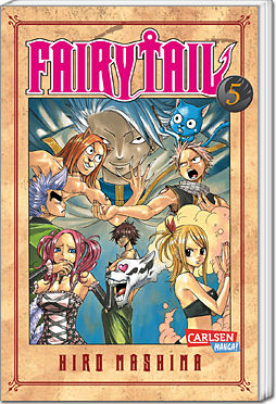 Fairy Tail, Band 05