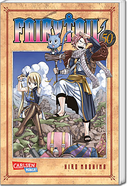 Fairy Tail, Band 50