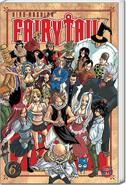 Fairy Tail, Band 06