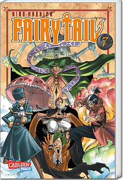 Fairy Tail, Band 07