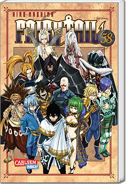 Fairy Tail, Band 58
