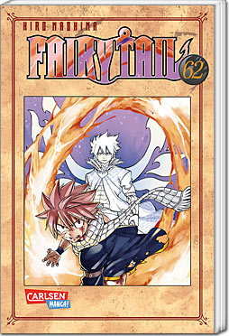 Fairy Tail, Band 62