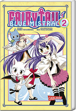 Fairy Tail: Blue Mistral, Band 02