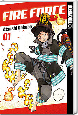 Fire Force, Band 01