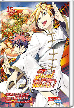 Food Wars - Shokugeki no Soma, Band 15
