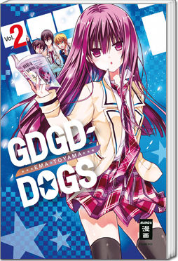 GDGD Dogs, Band 2
