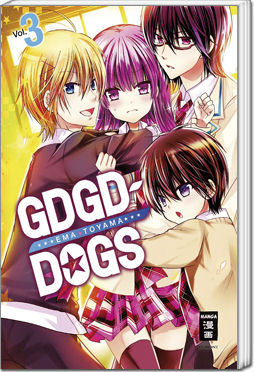 GDGD Dogs, Band 3