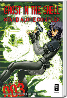 Ghost in the Shell: Stand Alone Complex, Band 03
