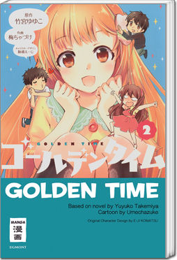 Golden Time, Band 02