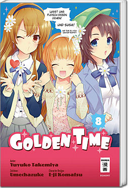 Golden Time, Band 08
