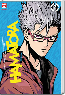 Hamatora: The Comic, Band 2