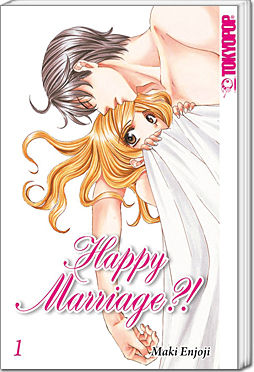 Happy Marriage?! (2in1), Sammelband 01