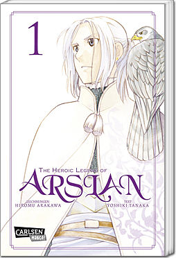 The Heroic Legend of Arslan, Band 01