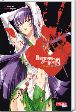 Highschool of the Dead - Full Color Edition, Band 2