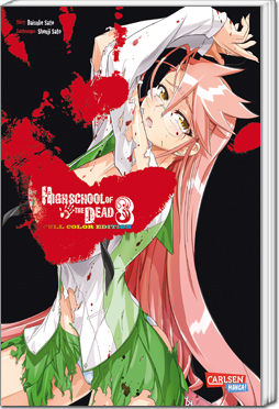 Highschool of the Dead - Full Color Edition, Band 3