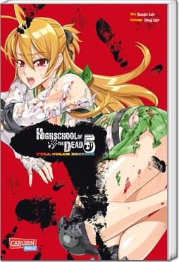 Highschool of the Dead - Full Color Edition, Band 5