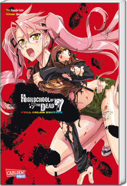 Highschool of the Dead - Full Color Edition, Band 7