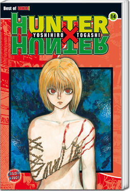 Hunter X Hunter, Band 14